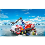 Playmobil 5337 Airport Fire Engine - Building Kit