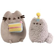 Pusheen – Birthday Collectable Set - Plush Toy