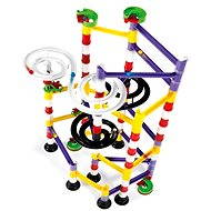 Marble Run Double Spiral - Ball track