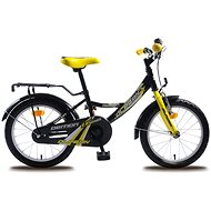 Olpran Demon yellow/black - Children's bike 16""