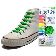 Shoeps - Silicone Green Laces - Lace Set