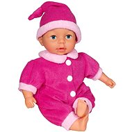 Adélka Doll in Pink with 24 Functions - Baby