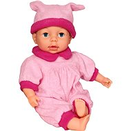 Adélka Doll in Light Pink with 24 Functions - Baby