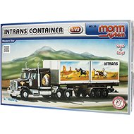 Monti system 25 - Intrans Container Western Star Scale 1:48 - Building Kit