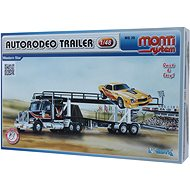 Monti system 39 - Autorodeo trailer Western star scale 1:48 - Building Kit