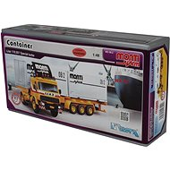 Monti system 82 - Container Liaz scale 1:48 scale - Building Kit