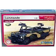 Monti system 29 - Commando Land Rover scale 1:35 - Building Kit