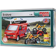 Monti system 49 - Enduro Renault Trafic Scale 1:35 - Building Kit