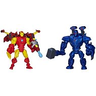 Avengers Hero Mashers - Iron Man vs. Iron Monger - Figure Set
