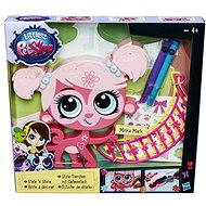 Littlest Pet Shop - Decorative Pet Pink - Game set