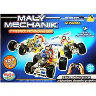 Small Mechanic - Remote control car - Building Kit