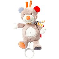 Nuk Forest Fun - Playing Teddybear - Cot Toy