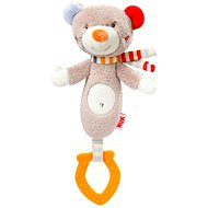 Nuk Forest Fun - Bruin Handheld Teether - Plush Toy