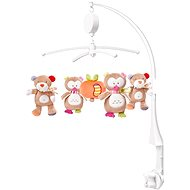 Nuk Forest Fun - Musical Carousel - Cot Toy