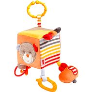 Nuk Forest Fun - Cube Bear - Pushchair Toy
