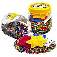 Perler Beads and 3 pegboards 4000 pcs - Creative Kit