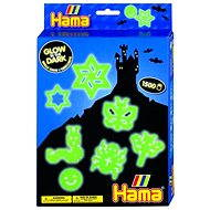 Gift set iron-on beads - Glow in the dark
