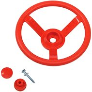 CUBS steering wheel for playground - red - Playset Accessories