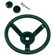 CUBS Playground Steering Wheel - Green - Playset Accessories