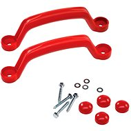CUBS Plastic Handles - 2x Red - Playset Accessories