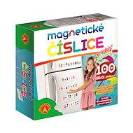 Magnetic numbers on the fridge - Game set