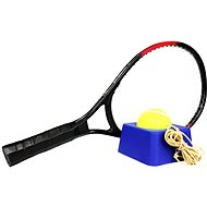Tennis Racket with Ball - Red - Outdoor Game