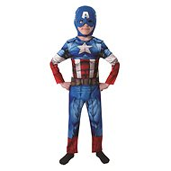 Avengers: Age of Ultron - Captain America Classic size S - Children's costume