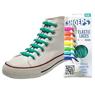 Shoeps - Green Sea Silicone Laces - Lace Set
