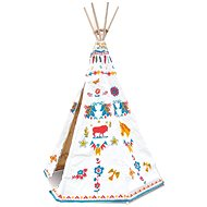 Kids Native American Teepee - Children's tent