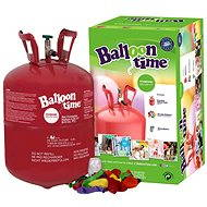 Balloon time Helium Cannister + 30 Balloons - Game Set