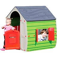 Magical house with a grey roof - Children's playhouse