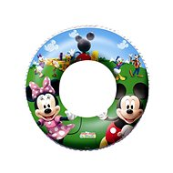 Mickey Mouse Swim Ring - Inflatable Toy