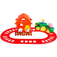 Music Farm - Set with tracks - Musical Toy