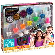 Style me up - glow in the dark nail set - Beauty Set