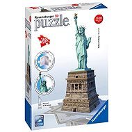 Ravensburger 3D 125845 Statue of Liberty - 3D puzzle