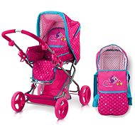 Hauck Birdie triple combinations - Doll Stroller