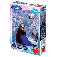 Disney The Ice Kingdom Neon - Puzzle