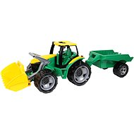 Lena Powerful Giants Tractor with Front Loader and Trailer