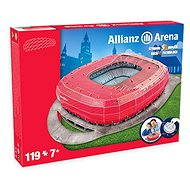 3D Puzzle Nanostad Germany - Allianz Arena football stadium Bayern Munich - Puzzle