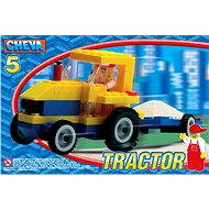 Cheva 5 - Tractor with Lift - Building Kit