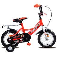 OLPRAN Jasper red - Children's bike 12""