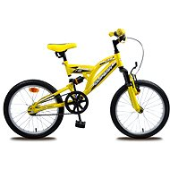 OLPRAN Children bike Miki yellow - Bike