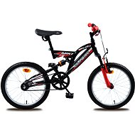 OLPRAN Kids bike Miki red / black - Bike
