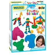 Wader - Funny 36pcs - Building Kit