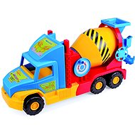 Wader - Super Truck Mixer - Toy Vehicle