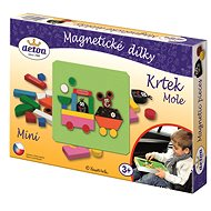 Little Mole - Magnetic puzzle - Puzzle