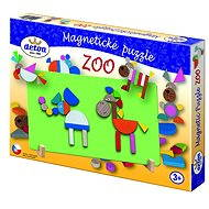 Wooden Toys - Magnetic Puzzle ZOO - Puzzle