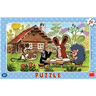 Little Mole Goes for a Visit - Puzzle