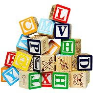 Play Cubes - Letters & Numbers - Game set