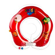 Floating neck collar Flipper red - Inflatable Toy